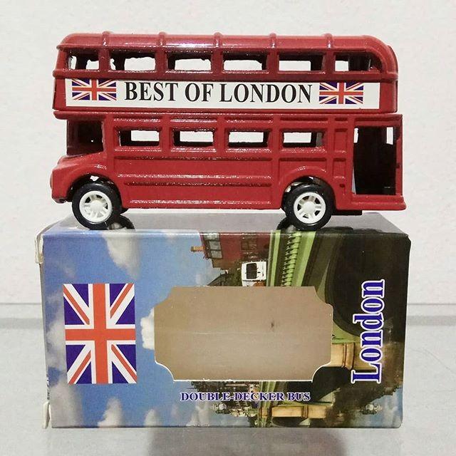 harga Pajangan bus london rautan merah Tokopedia.com