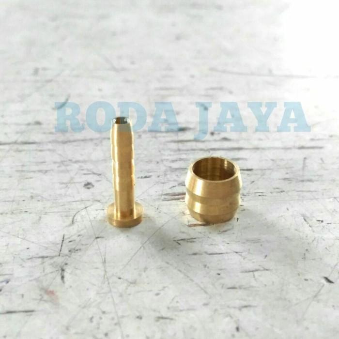 harga Olive dan conector untuk kabel rem hidrolik shimano Tokopedia.com
