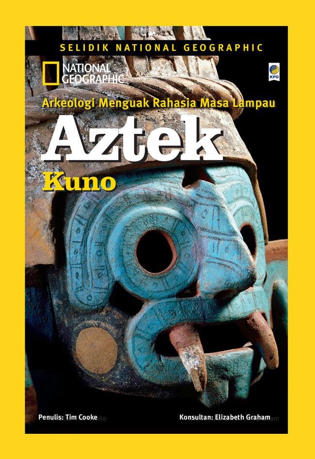 harga National geographic : aztek kuno - new Tokopedia.com