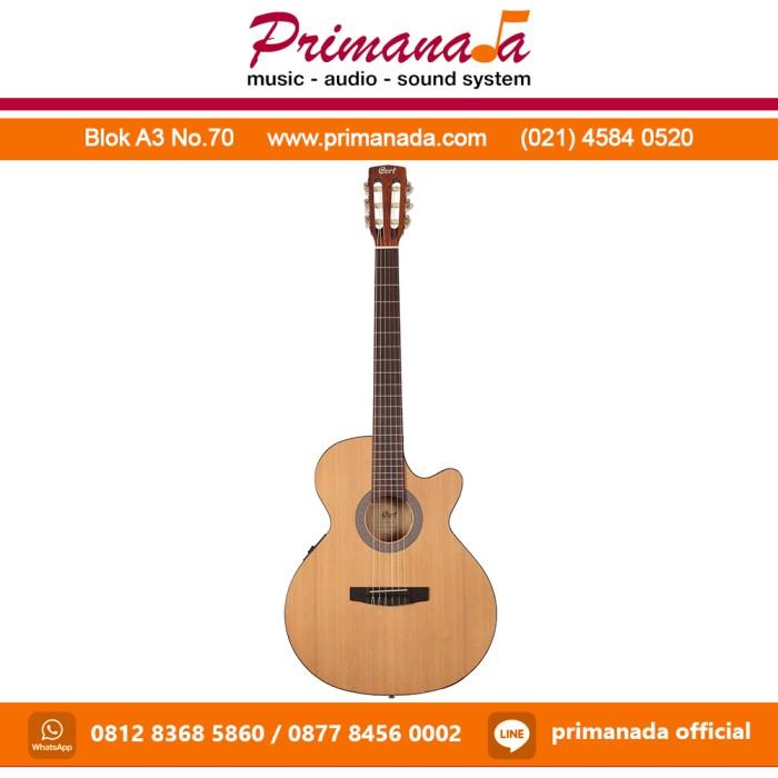 harga Gitar akustik elektrik cort cec-1-op / cort classic series / cort cec Tokopedia.com