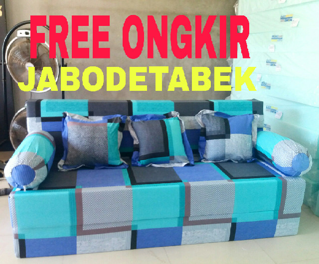 harga Sofabed inoac no 3 free ongkir jadetabek Tokopedia.com