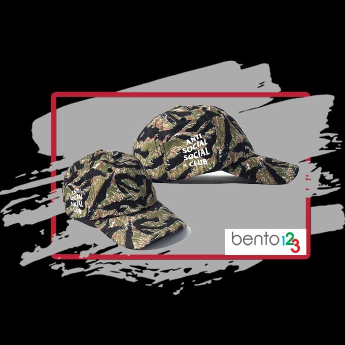 db55c02ca510 Jual Topi ASSC WEIRD CAP - Tiger Camo Original - DKI Jakarta ...