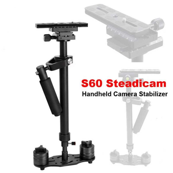 Dslr kamera stabilizer steadycam - s60 ...