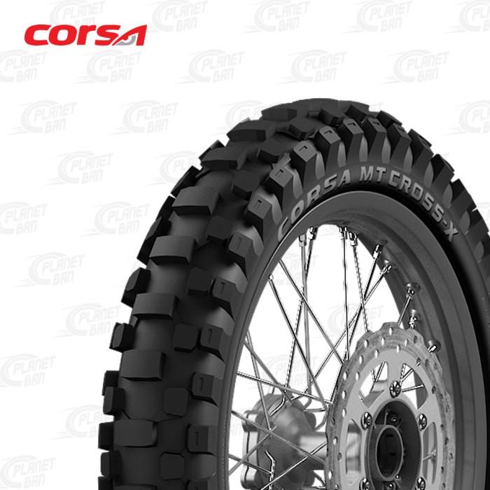 harga Corsa mt cross x (offroad) 90/100-14 ban motor matic Tokopedia.com