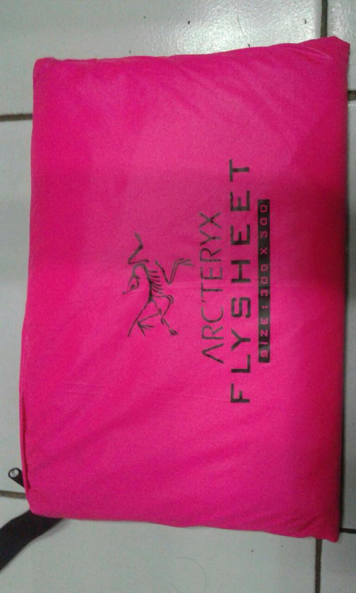 Jual Exclusive Flysheet Tenda Dome Bivak Cover Not Eiger Rei 2x3 M Avtec