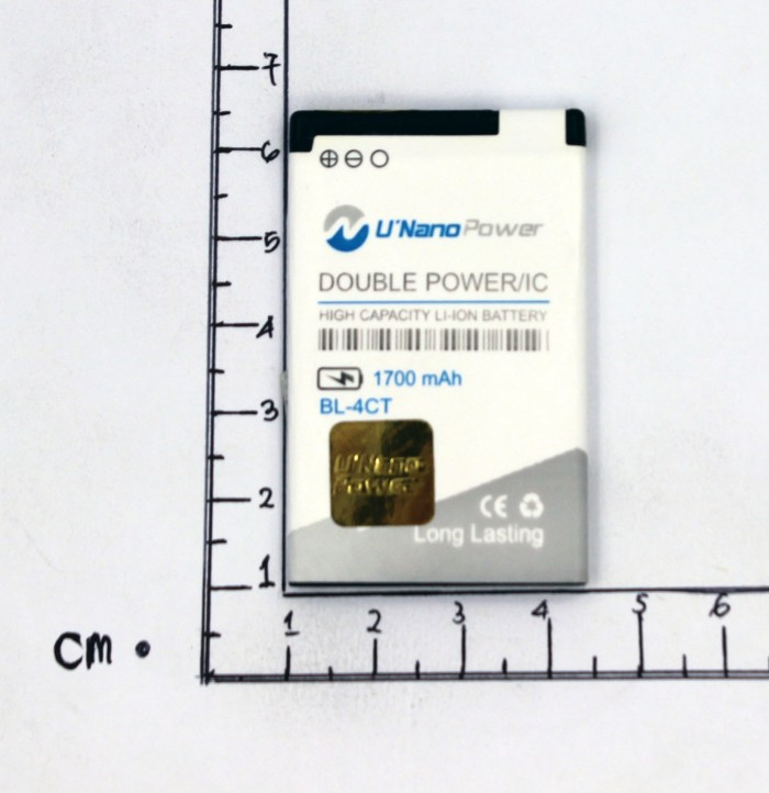 harga Baterai ori double power double ic ultranano type nokia bl 4ct Tokopedia.com