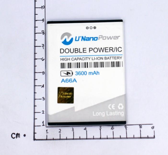 harga Baterai ori double power double ic ultranano type evercoss a66a Tokopedia.com