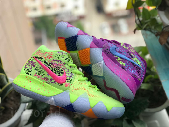 best service d20d8 e172b Jual LIMITED EDITION Nike Kyrie 4