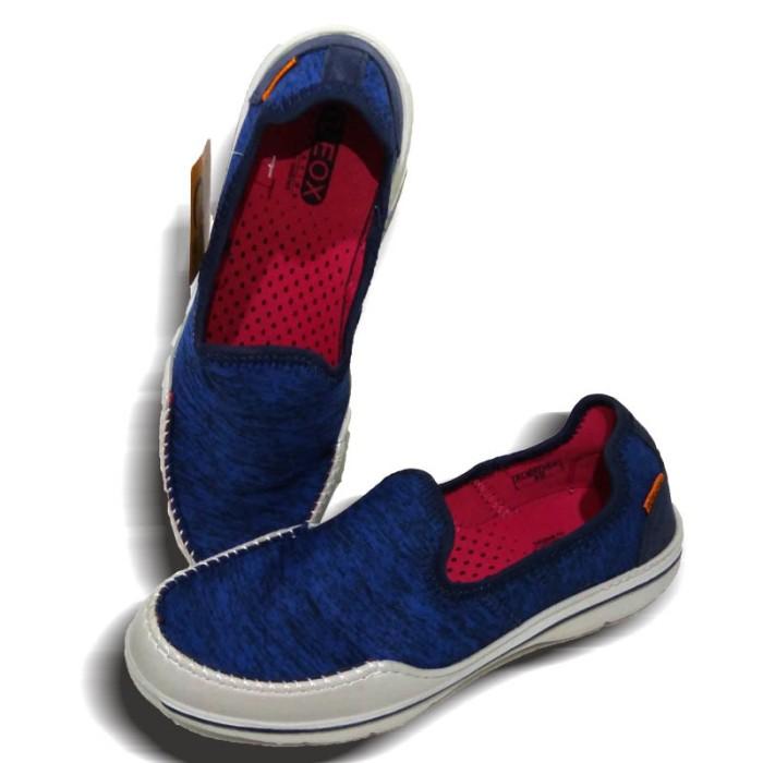 Sepatu cewek merk Neox By Ardiles model Almatea biru nyaman dipakai 7b769dcae8