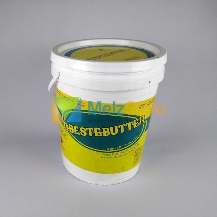 Foto Produk Obeste BOS (Butter Oil Substitute) Mentega Susu Repack 1Kg dari MelzCorp