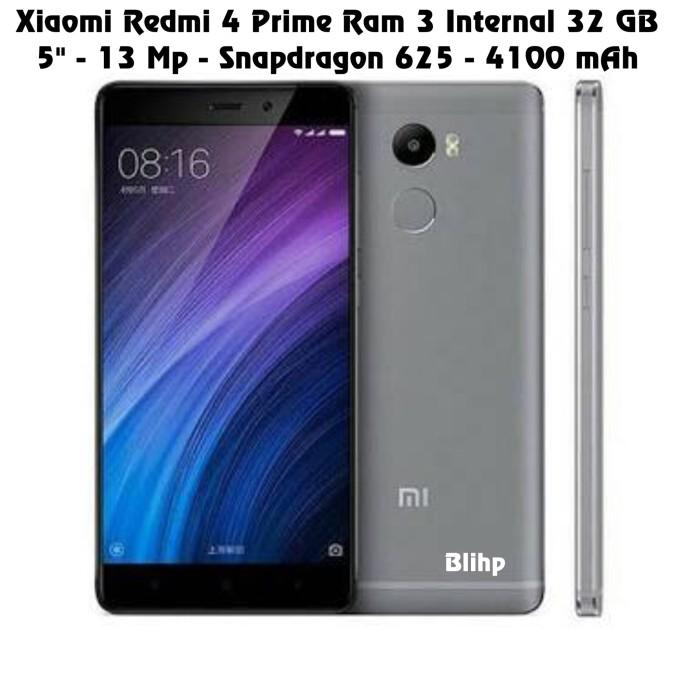 harga Xiaomi redmi 4 prime ram 3/32 gb original garansi distributor 1 tahun Tokopedia.com