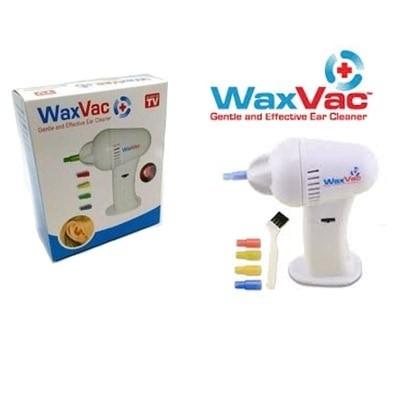 vacum pembersih kotoran telinga vacum telinga waxvac wax vac vakum