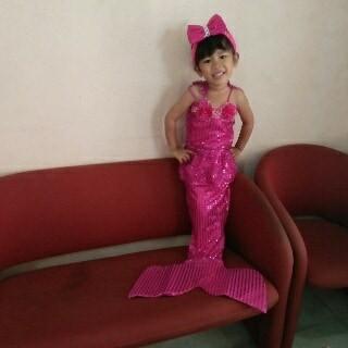 Info Kostum Mermaid Anak Travelbon.com
