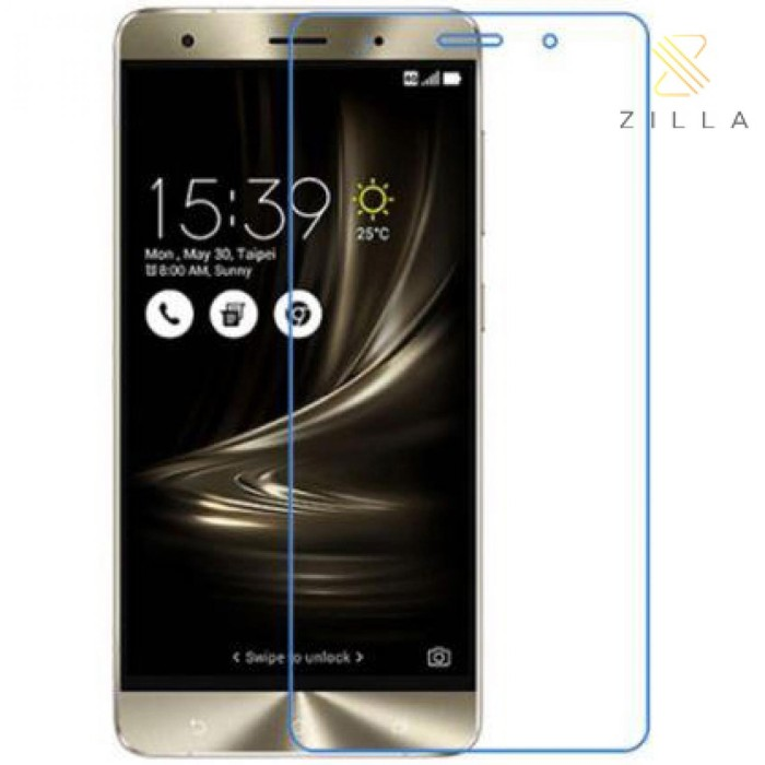 harga Zilla 2.5d tempered glass curved 9h 0.26mm for asus zenfone 3 ze520kl Tokopedia.com