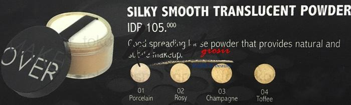 Info Make Over Silky Smooth Travelbon.com