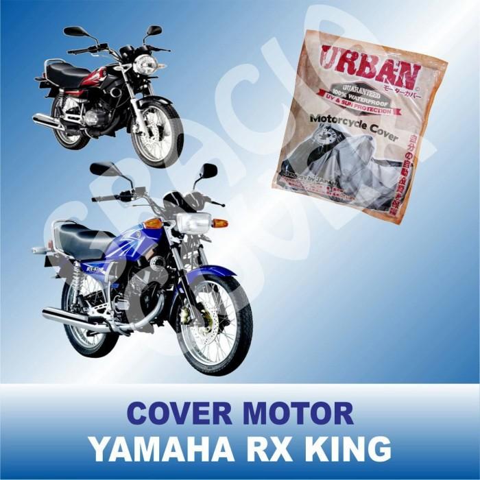 harga Cover/selimut/penutup/pelindung/mantel/sarung body motor urban rx king Tokopedia.com