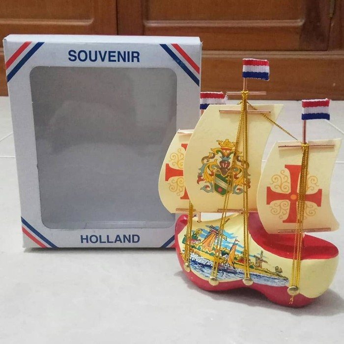 harga Miniatur klompen perahu krem Tokopedia.com