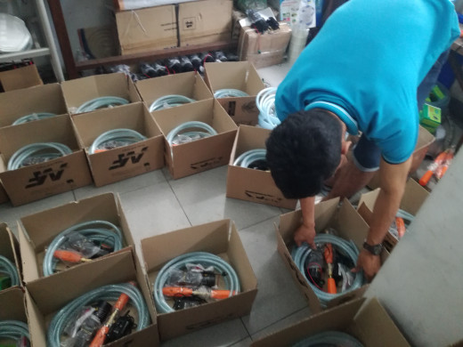 harga Mesin terbaru 120psi 5lpm 8.5bar alat cuci motor ac steam cfcffcf Tokopedia.com