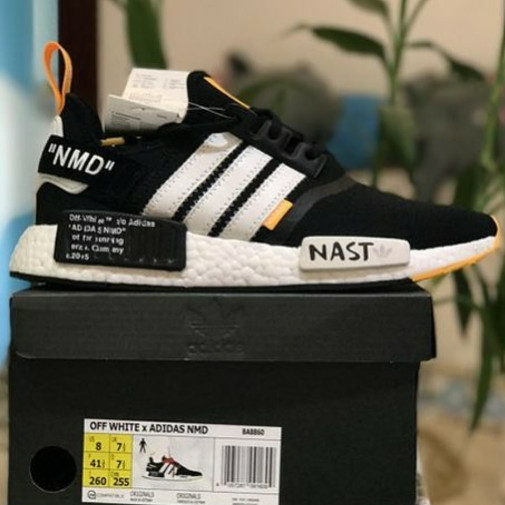 online for sale cheap sale sneakers for cheap Jual Adidas NMD R1 PK X Virgil Abloh Off White NAST - DKI Jakarta - Marqces  Fashion   Tokopedia