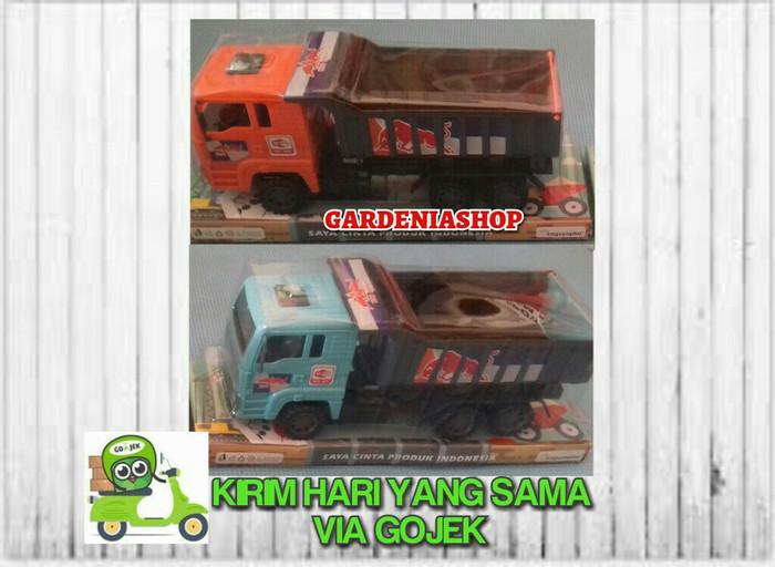 harga Mainan mobil truk bak pasir kado anak murah Tokopedia.com