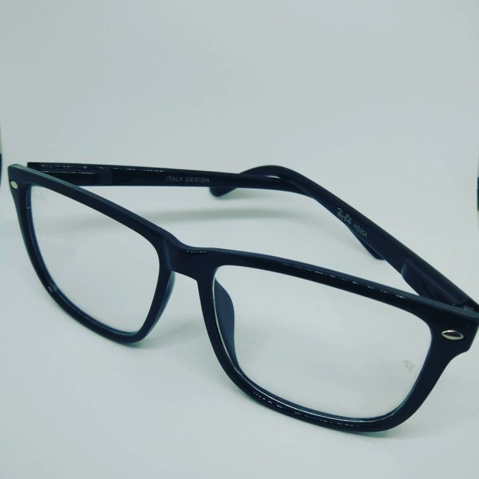 Jual Frame Kacamata Ray Bali Italy Design Black HQ253 - CuRe Store ... c7d79c16d3