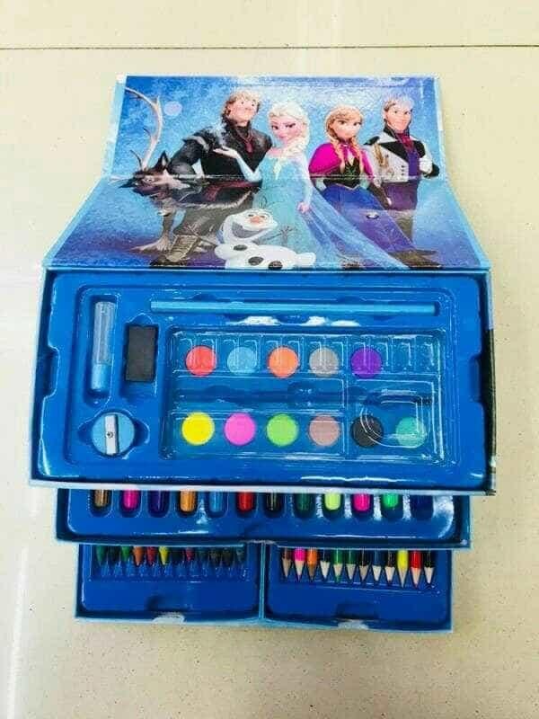 54pcspensil Warna Crayon Set Alat Tulis Warna Info Daftar Harga Source · CRAYON SET ART ISI 54PCS PENSIL WARNA
