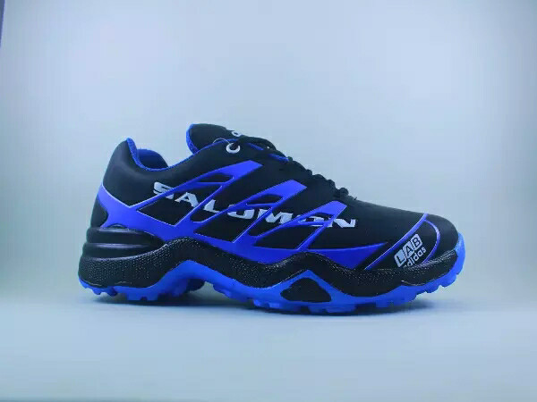 Jual Sepatu Adidas Salomon Ax2 Terrex Jotging Running Biru Kab