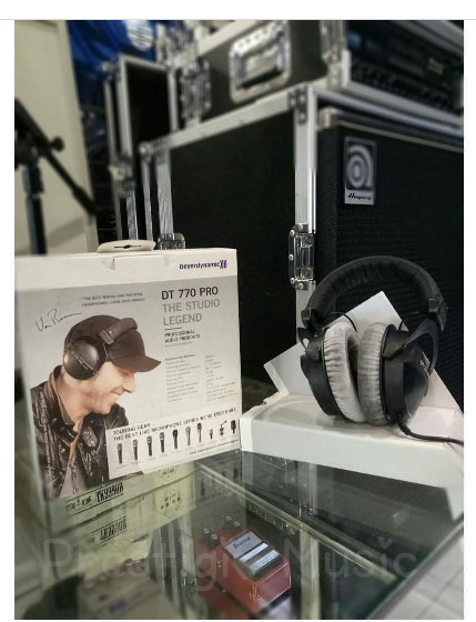 harga Beyer dynamic dt770 pro closed reference headphone for control and mon Tokopedia.com