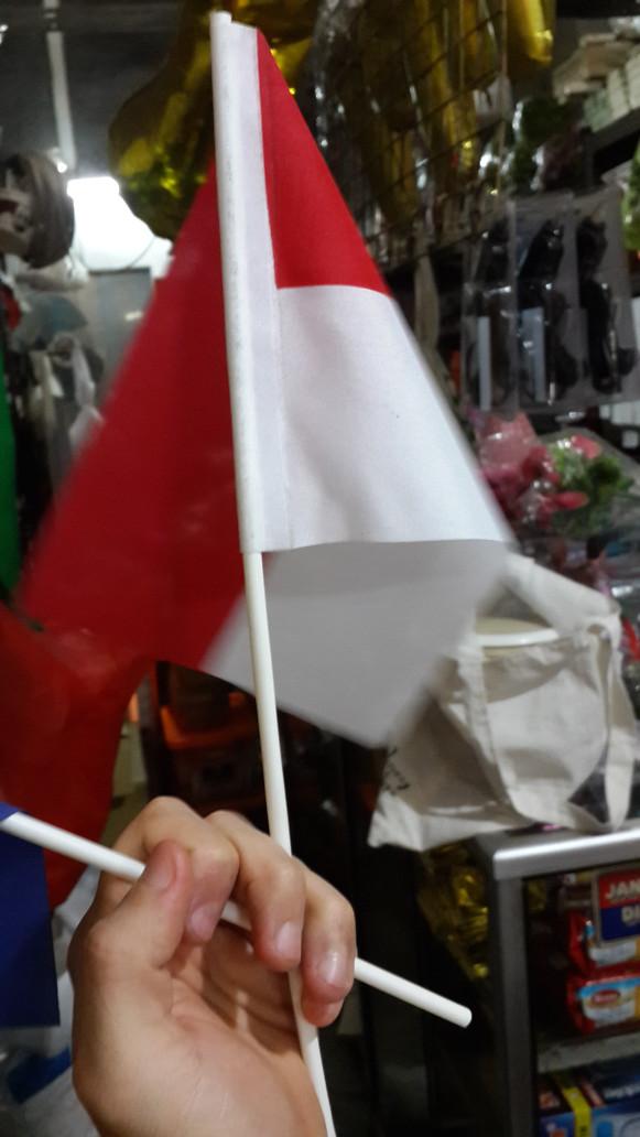 Jual bendera kecil merah putih indonesia - Jakarta Barat ...