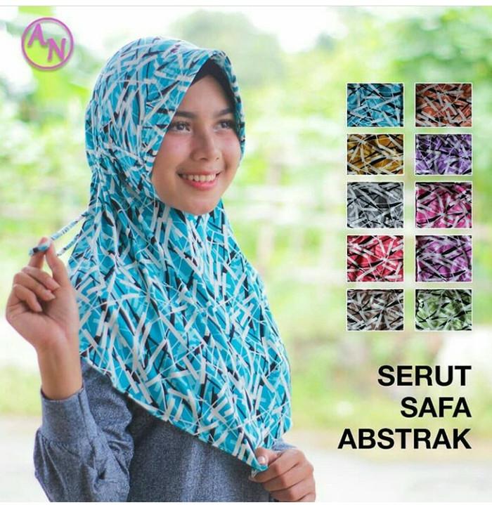 Foto Produk Jilbab serut safa abstrak dari viola store