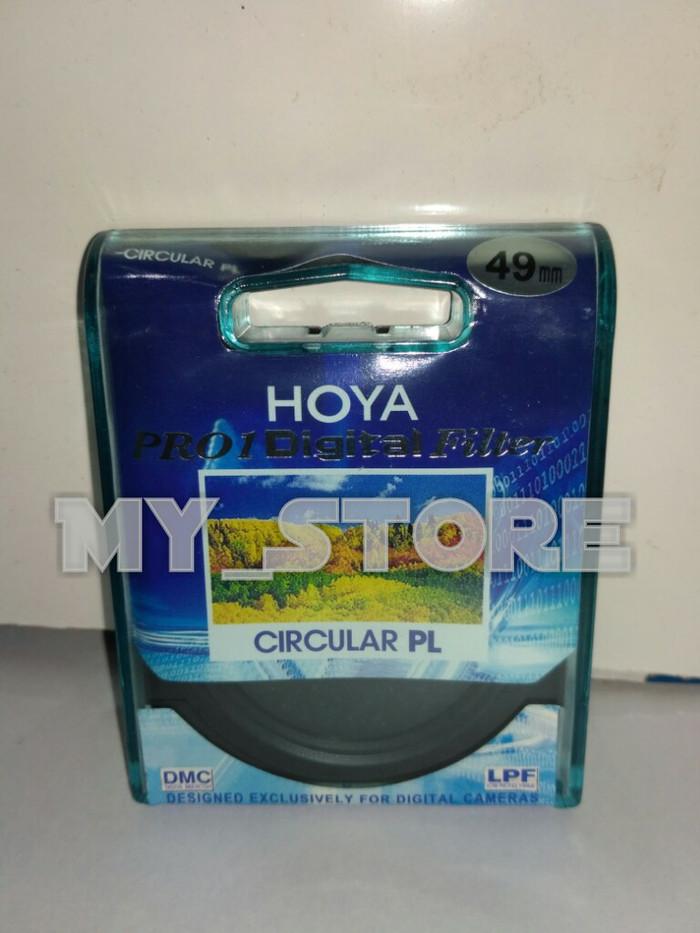 harga Filter circular polarizer cpl hoya 49mm pro1 digital Tokopedia.com