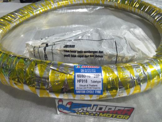 harga Promo paketan ban luar & dalam duro ring 16 ukuran 60/80-16 Tokopedia.com