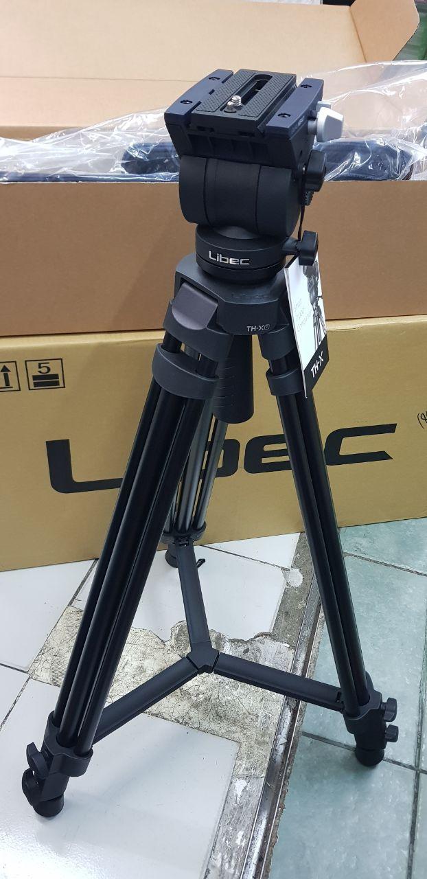 harga Libec th-x head and tripod system Tokopedia.com