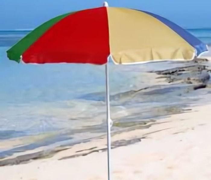 harga Payung tenda pelangi serbaguna murah ukuran 220cm Tokopedia.com