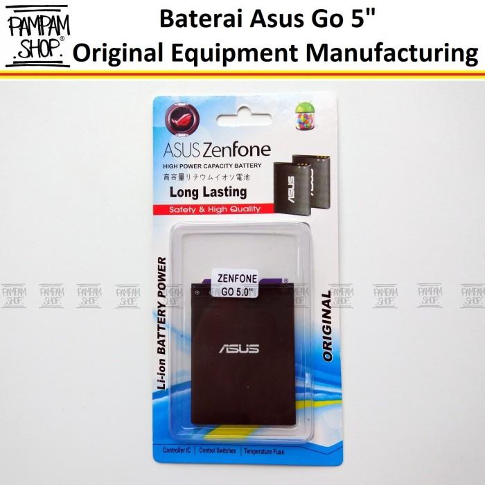 harga Baterai handphone asus zenfone go 5  inch zc500tg original oem | inci