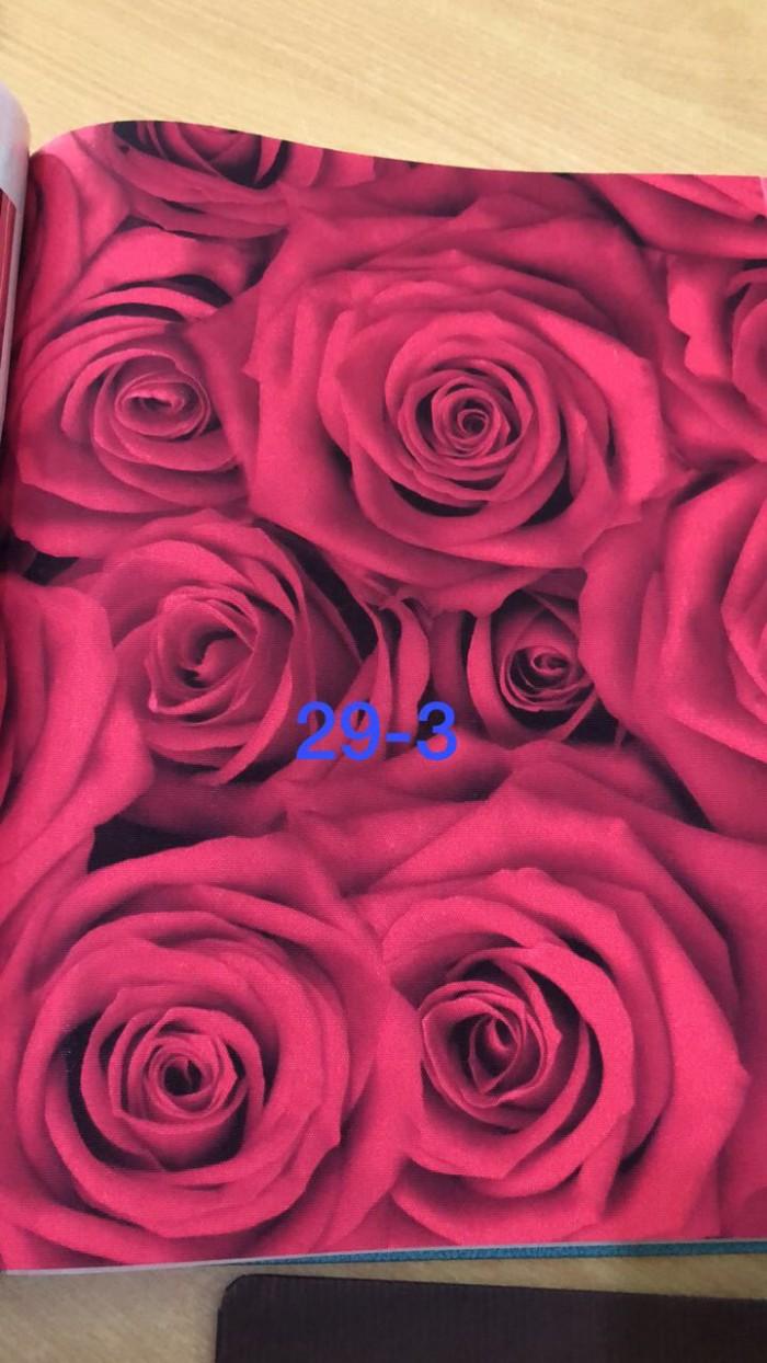 Jual Wallpaper Dinding Motif Bunga Rose 3D Roll Besar 29 3 Kota Bekasi Wallpapergrosir