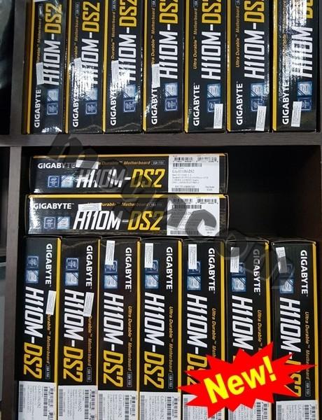 harga Motherboard kabylake gigabyte h110m-ds2 intel lga 1151 Tokopedia.com
