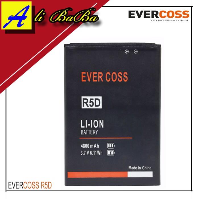 harga Baterai handphone evercoss r5d winner y style dobel power original oem Tokopedia.com