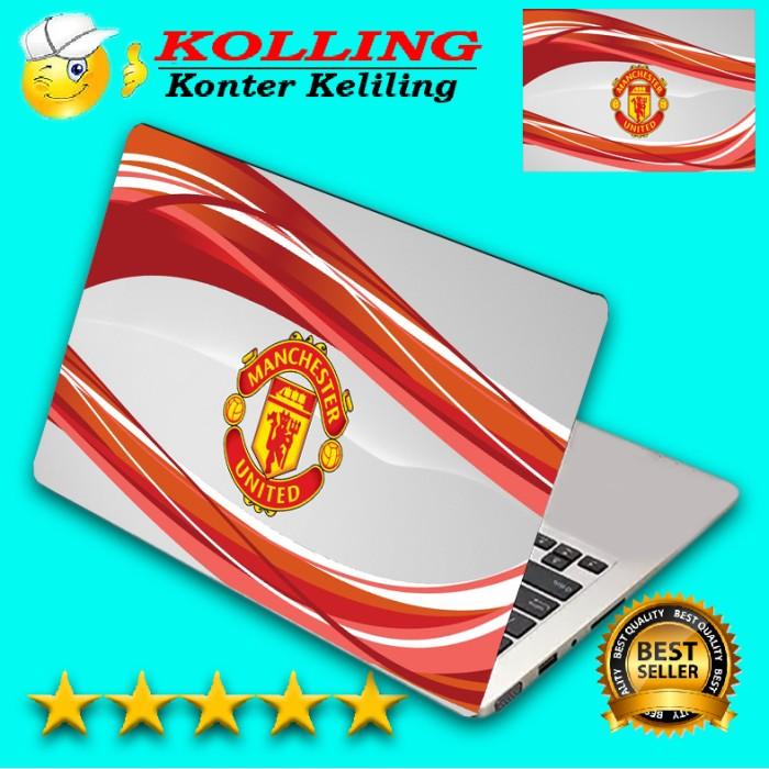 harga Garskin laptop manchester united 3 skin laptop stiker laptop Tokopedia.com