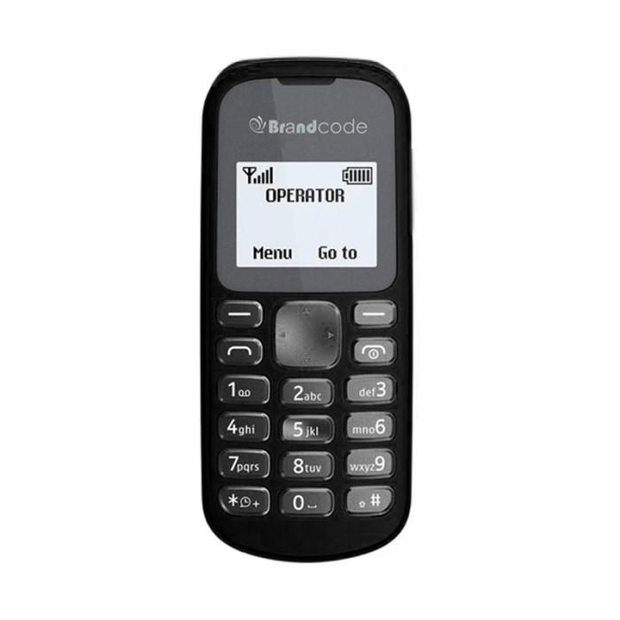 harga Brandcode b1 - single sim card - hitam Tokopedia.com