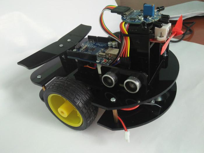 Foto Produk Robot pemadam api (custom) dari microbot