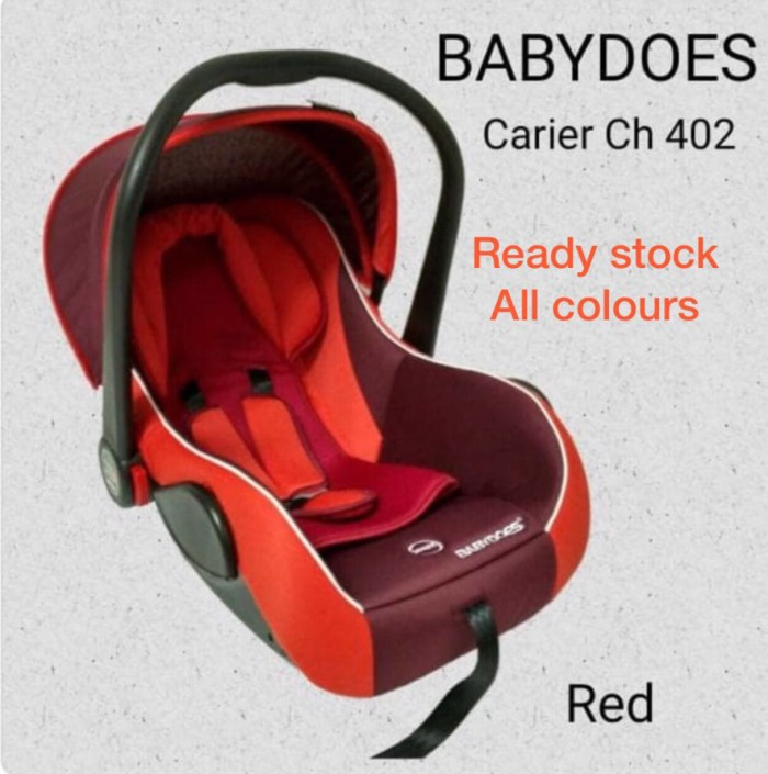 Foto Produk Baby Carrier / Car Seat Baby Does CH402 dari Boss Baby Store