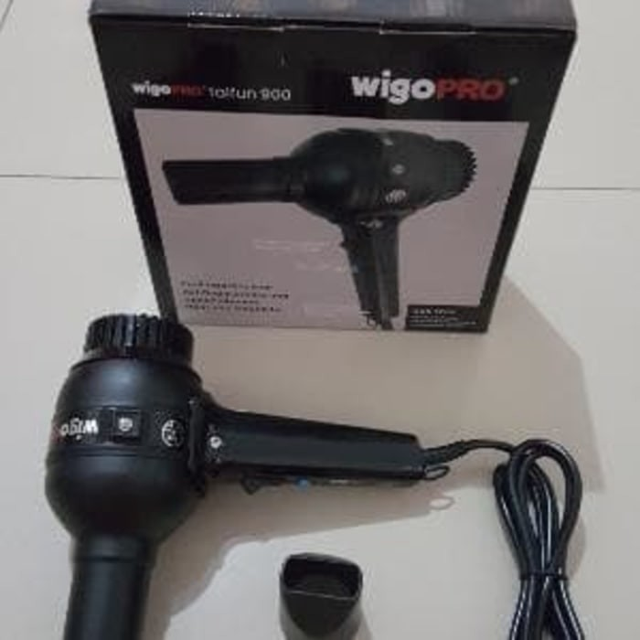 Jual Hairdryer Hair Dryer Wigo Taifun 900 350 Watt Pengering Rambut ... 657733199c