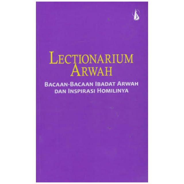 harga Buku lectionarium arwah bacaan ibadat arwah & inspirasi homilinya Tokopedia.com