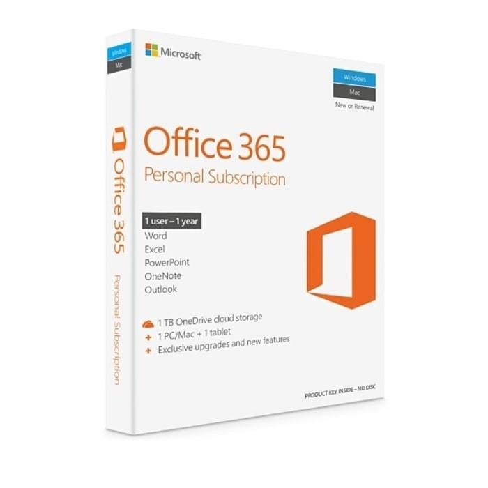 harga Microsoft office 365 personal 32bit/x64 1yr Tokopedia.com