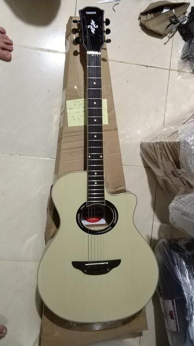 Foto Produk Gitar akustik elektrik apx500 natural gloss EQ LC Tuner on dari JakartaUndercover.id