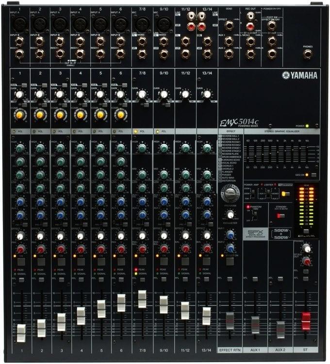 harga Yamaha mixer / powered mxer / emx5014c / emx-5014c original Tokopedia.com