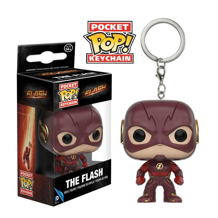 Funko pop! keychain flash - the flash