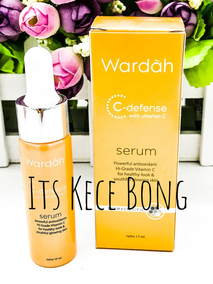 Info Serum Vitamin C Wardah Travelbon.com