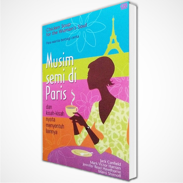 harga Buku chicken soup for women - musim semi di paris Tokopedia.com